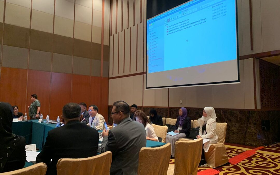 'ASEAN Architect Council (AAC) AND ASEAN Chartered Professional Engineers Coordinating Committee (ACPECC)' – Joint Round Table Meeting & Get Together
