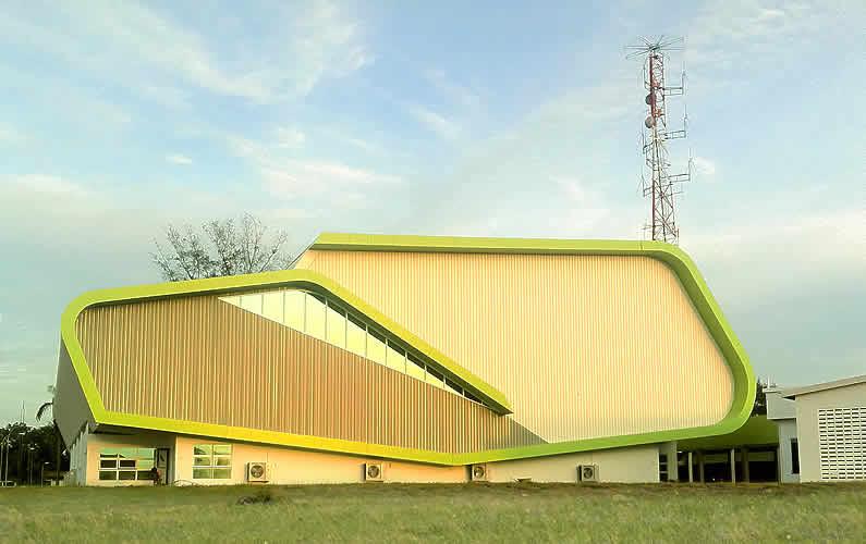 Ministry of Defense Gymnasium And Multi – Purpose Hall