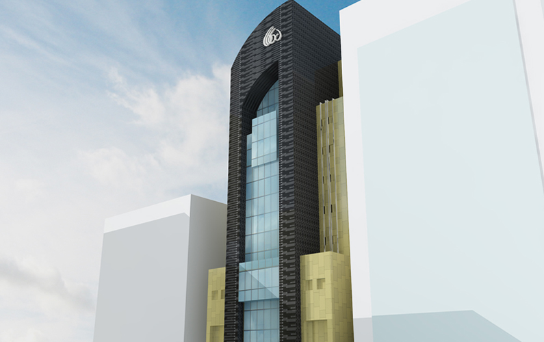 Proposed External Building Refurbishment To Bank Islam Brunei Darussalam (BIBD) Headquarter