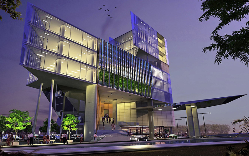 Proposed New Headquarter for Department of Economic Planning and Development (JPKE)