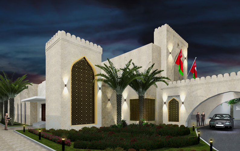 Proposed Brunei Darussalam Chancery Office Building & Ambassador Residence, Oman